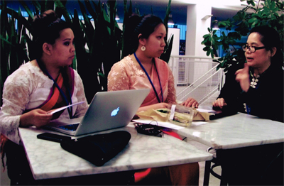 un khmer krom delegation